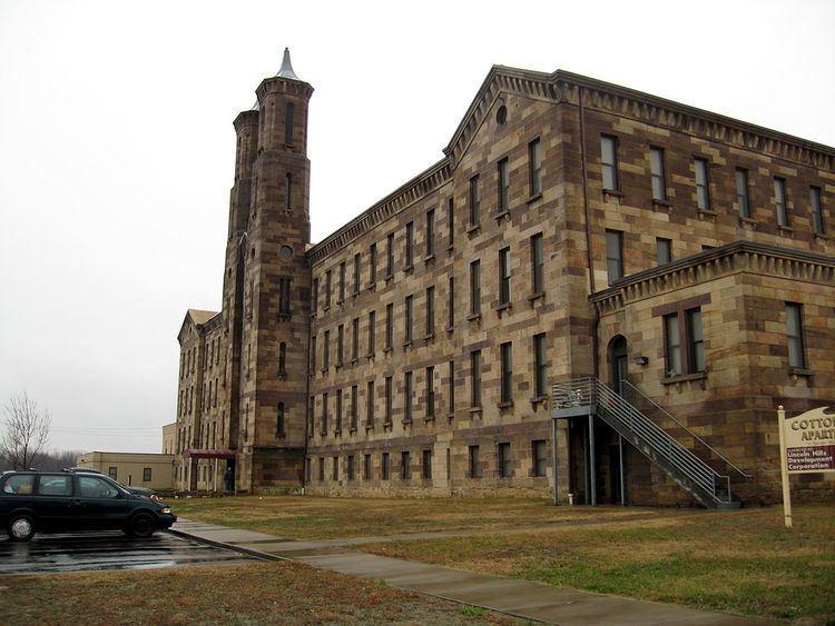 Cannelton Cotton Mill