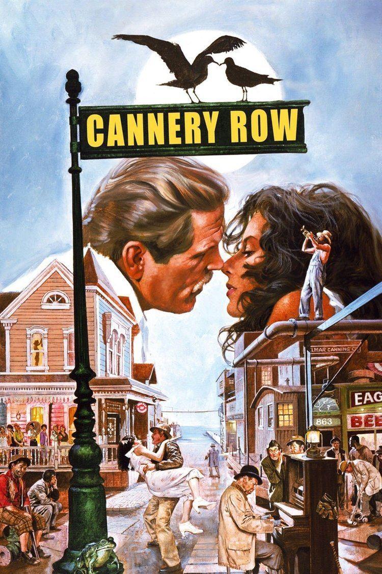 Cannery Row (film) wwwgstaticcomtvthumbmovieposters4413p4413p