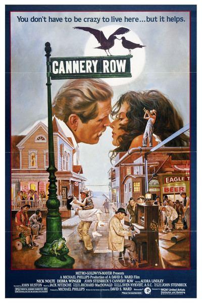 Cannery Row (film) staticrogerebertcomuploadsmoviemovieposterc