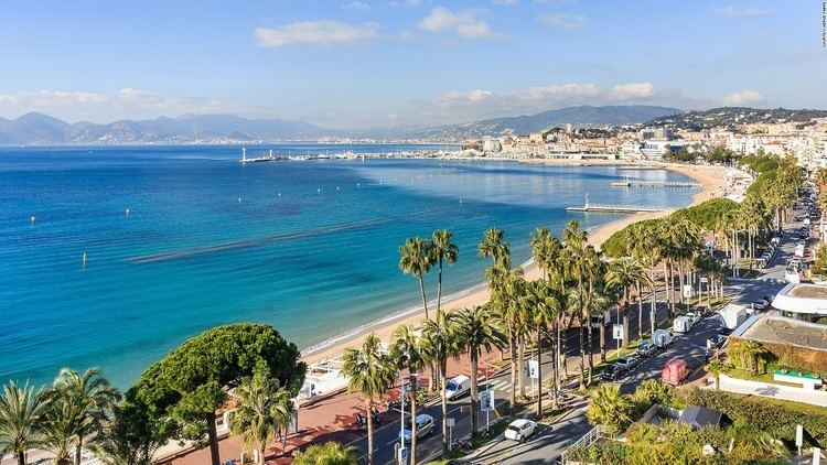 Cannes in the past, History of Cannes
