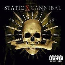 Cannibal (Static-X album) httpsuploadwikimediaorgwikipediaenthumb0
