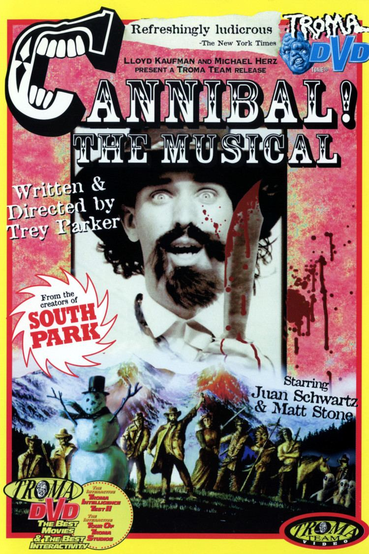 Cannibal! The Musical wwwgstaticcomtvthumbdvdboxart18604p18604d