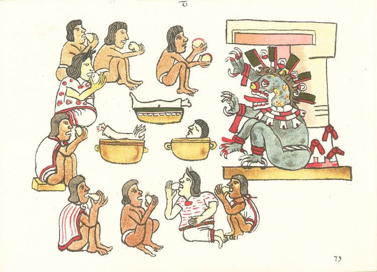Cannibalism in pre-Columbian America