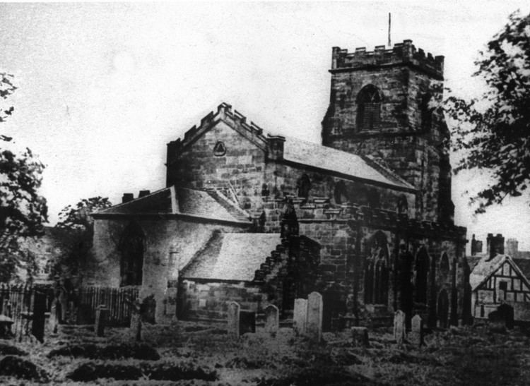 Cannock in the past, History of Cannock