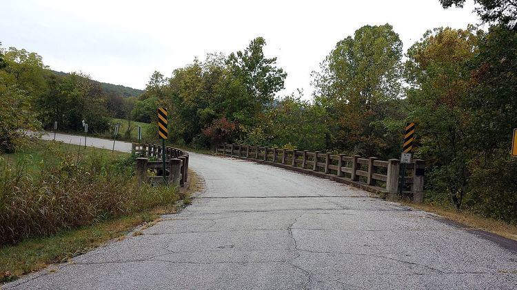 Cannon Creek Bridge