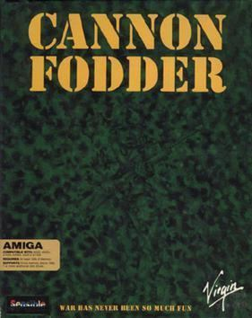 Cannon Fodder (series) Cannon Fodder video game Wikipedia