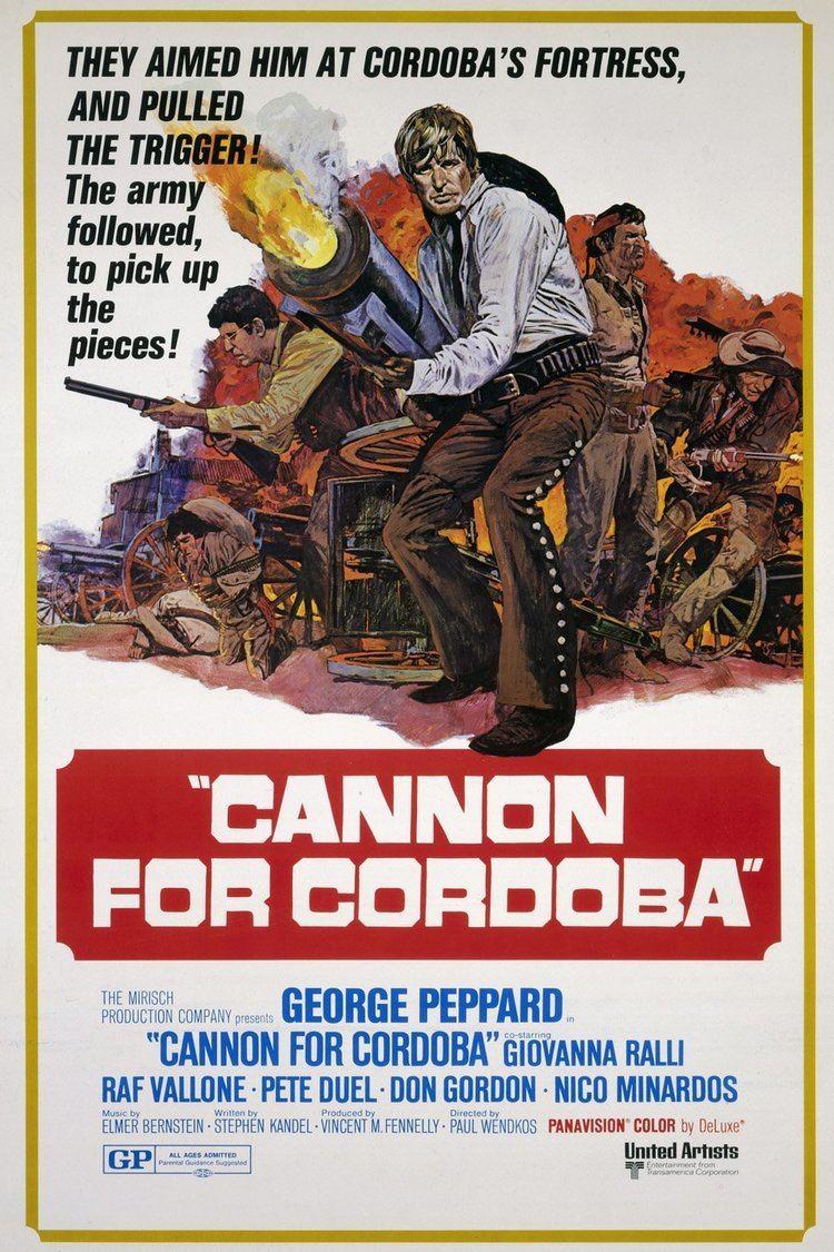Cannon for Cordoba wwwgstaticcomtvthumbmovieposters4662p4662p