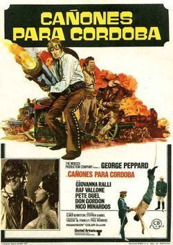 Cannon for Cordoba Cannon for Cordoba Review The Spaghetti Western Database