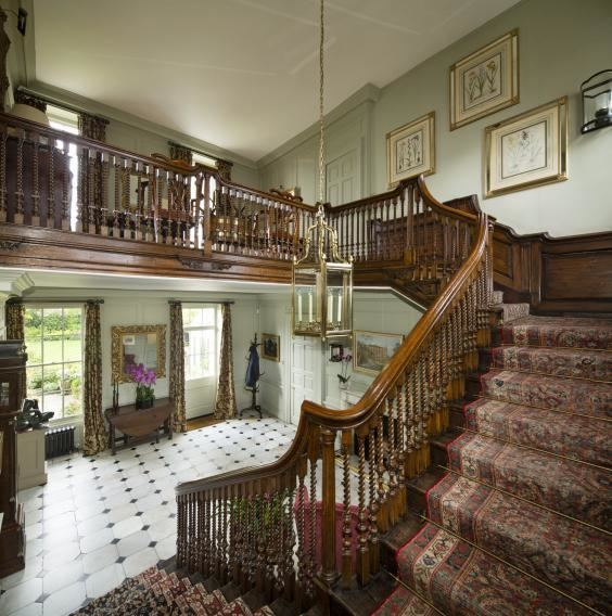 Cannon Hall, Hampstead Daphne du Maurier39s childhood home in Hampstead is sold for 28