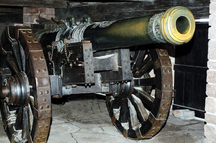 Cannon operation