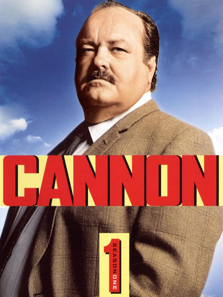 Cannon (TV series) Cannon TV Show News Videos Full Episodes and More TVGuidecom