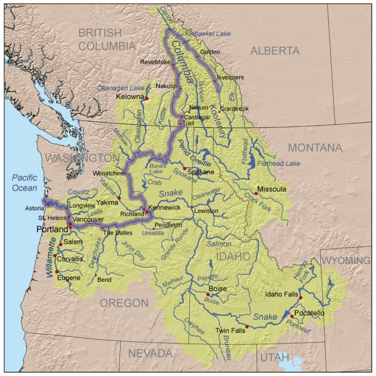 Canoe River (British Columbia)
