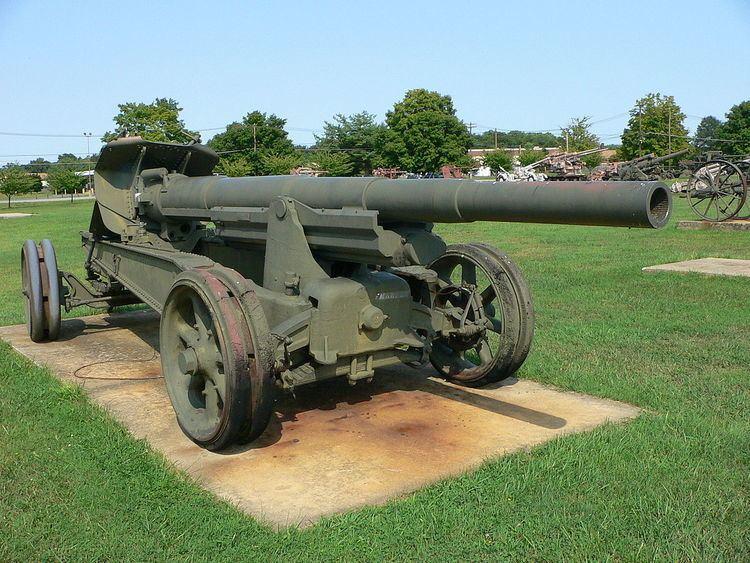 Canon de 155mm GPF
