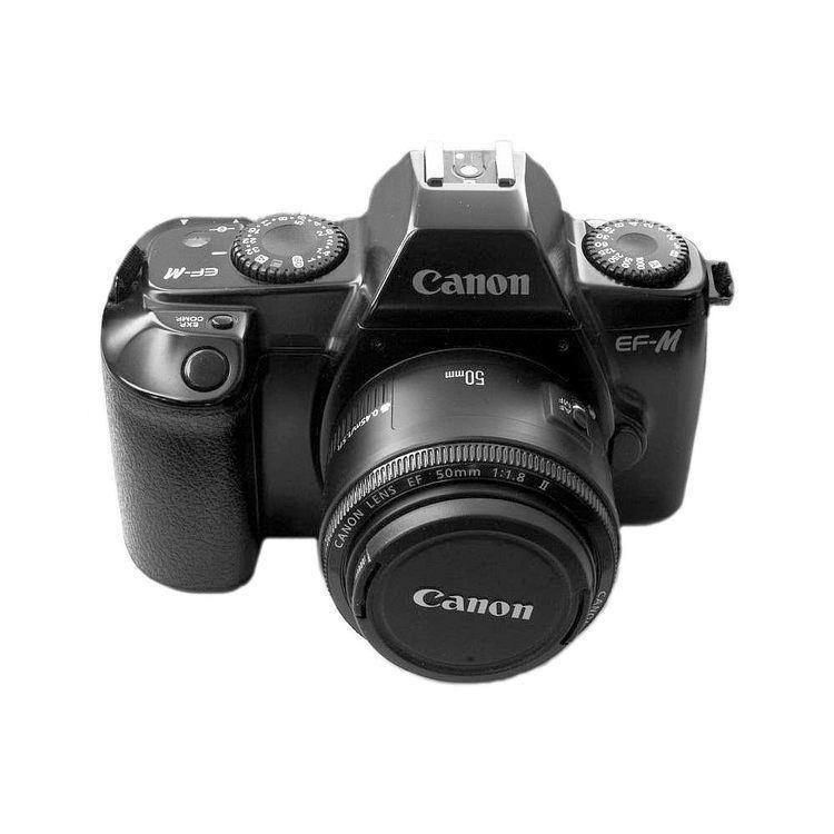 Canon EF-M camera