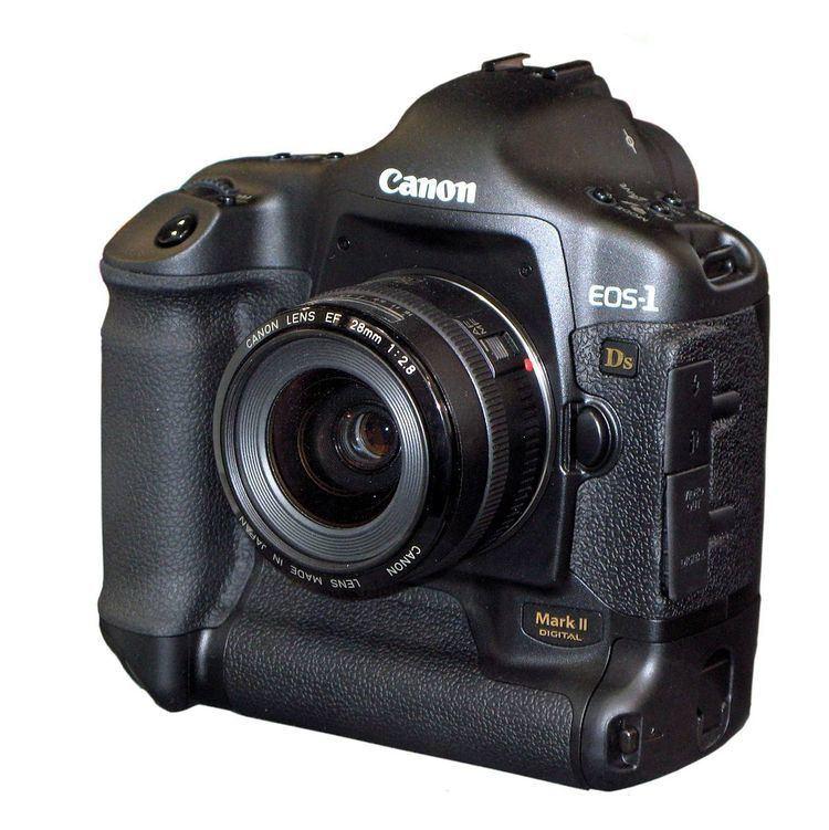 Canon EOS-1Ds Mark II