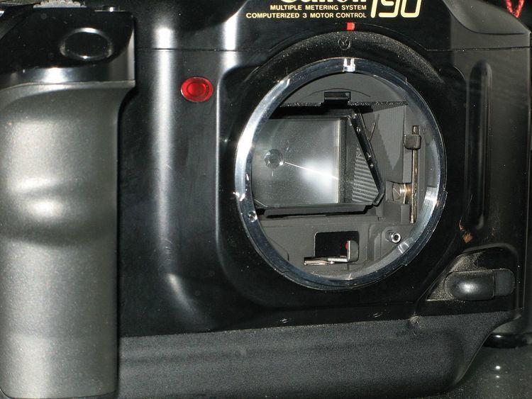 Canon FD lens mount