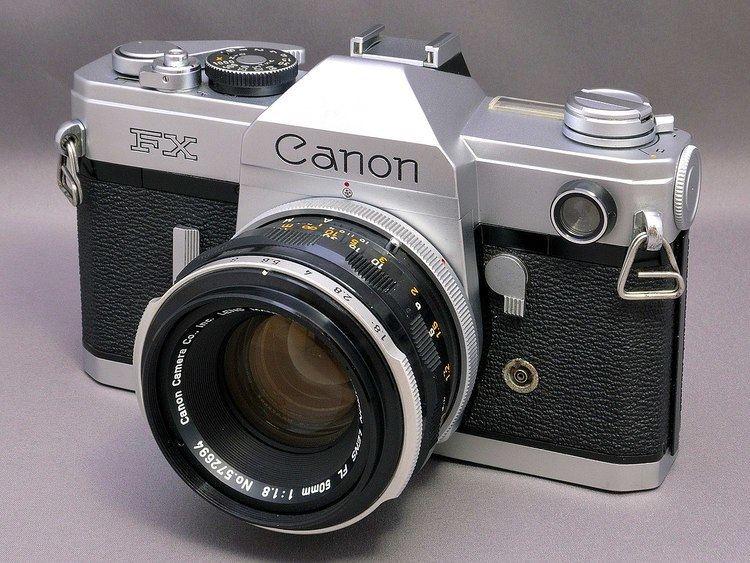 Canon FL lens mount