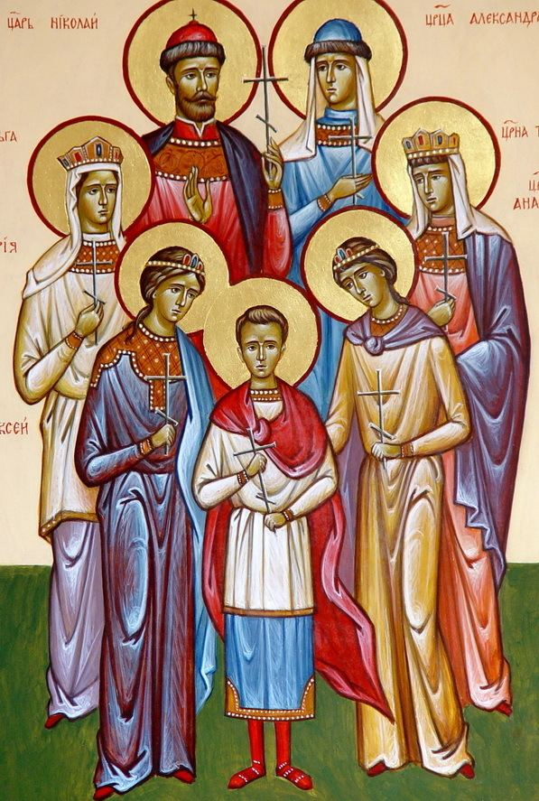 Canonization of the Romanovs