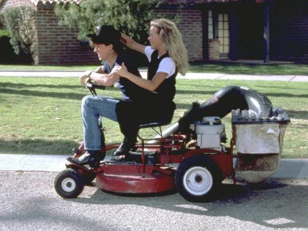 Cant Buy Me Love (film) movie scenes Ronald s fancy new set of wheels