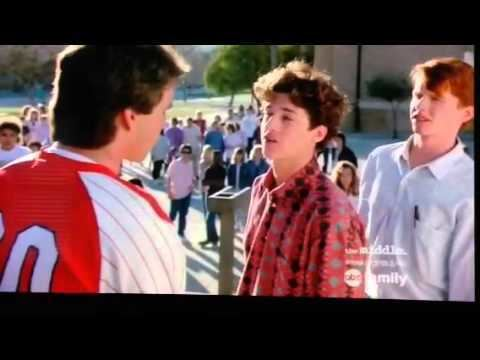 Cant Buy Me Love (film) movie scenes Can t Buy Me Love 1987 Ronnie confronts bully baseball play