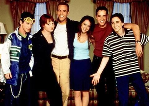Can't Hardly Wait Ethan Embry Jennifer Loves Cant Hardly Wait Kiss Was