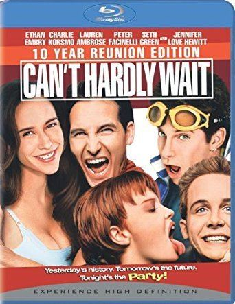 Can't Hardly Wait Amazoncom Cant Hardly Wait 10 Year Reunion Edition Bluray