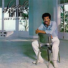Can't Slow Down (Lionel Richie album) httpsuploadwikimediaorgwikipediaenthumb4