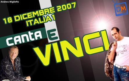 Canta e Vinci wwwdavidemaggioitimagescantaevincijpg