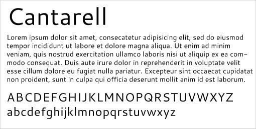 Cantarell (typeface) Fonts in GNOME 3 Cantarell Tweaking and Trailblazing The GNOME