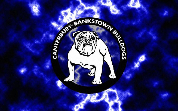Canterbury-Bankstown Bulldogs CanterburyBankstown Bulldogs Lightning Wallpaper by Sunnyboiiii