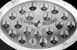 Canton Bulldogs Canton Bulldogs Wikipedia