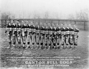 Canton Bulldogs Canton Bulldogs Wikipedia la enciclopedia libre