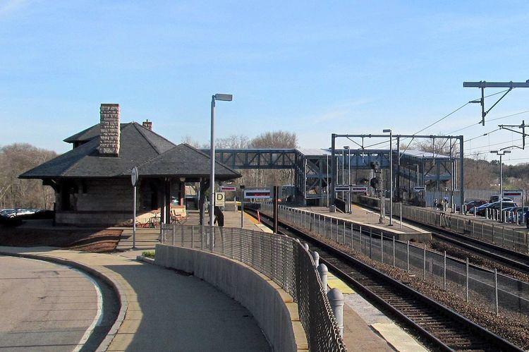 Canton Junction (MBTA station)