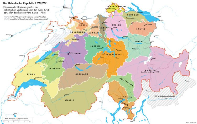 Canton of Oberland