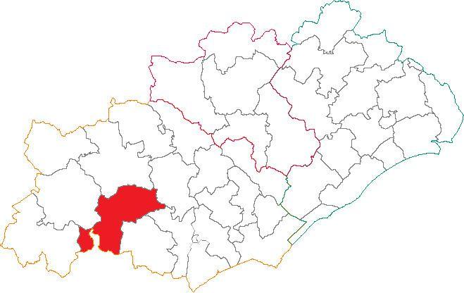 Canton of Saint-Chinian