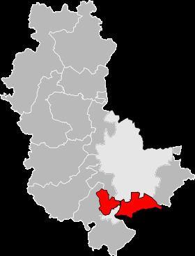 Canton of Saint-Symphorien-d'Ozon httpsuploadwikimediaorgwikipediacommonsthu