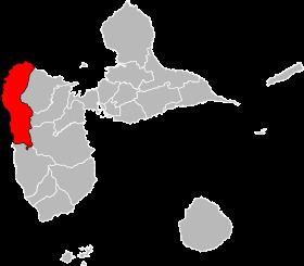 Canton of Sainte-Rose-1 httpsuploadwikimediaorgwikipediacommonsthu