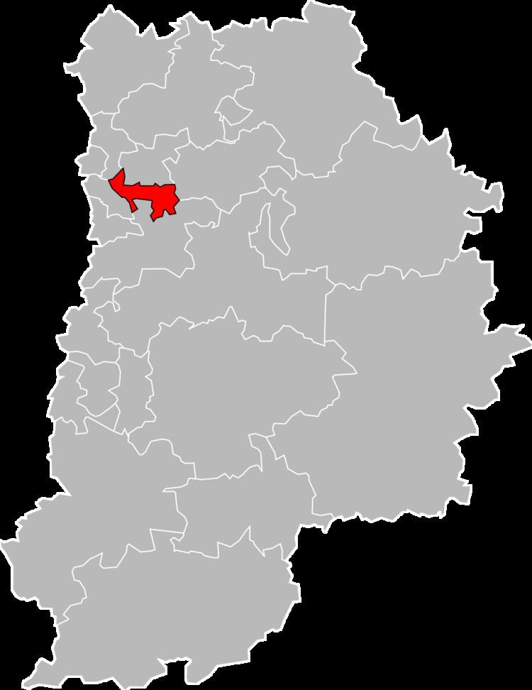 Canton of Torcy