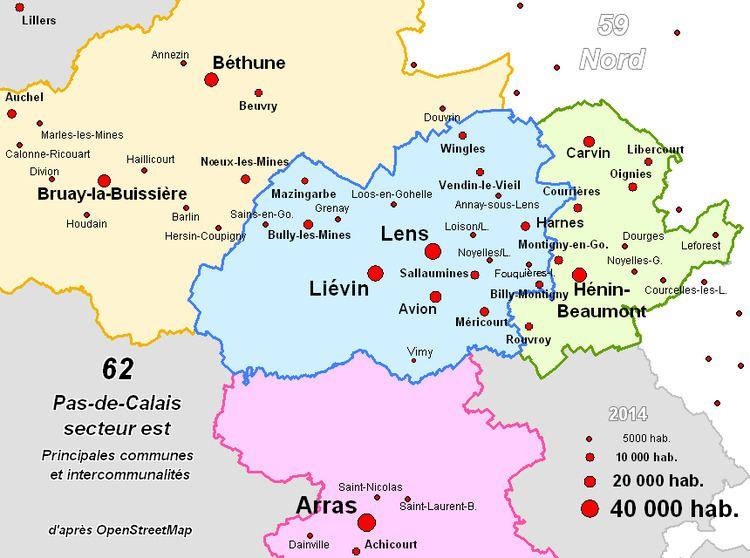 Canton of Vimy