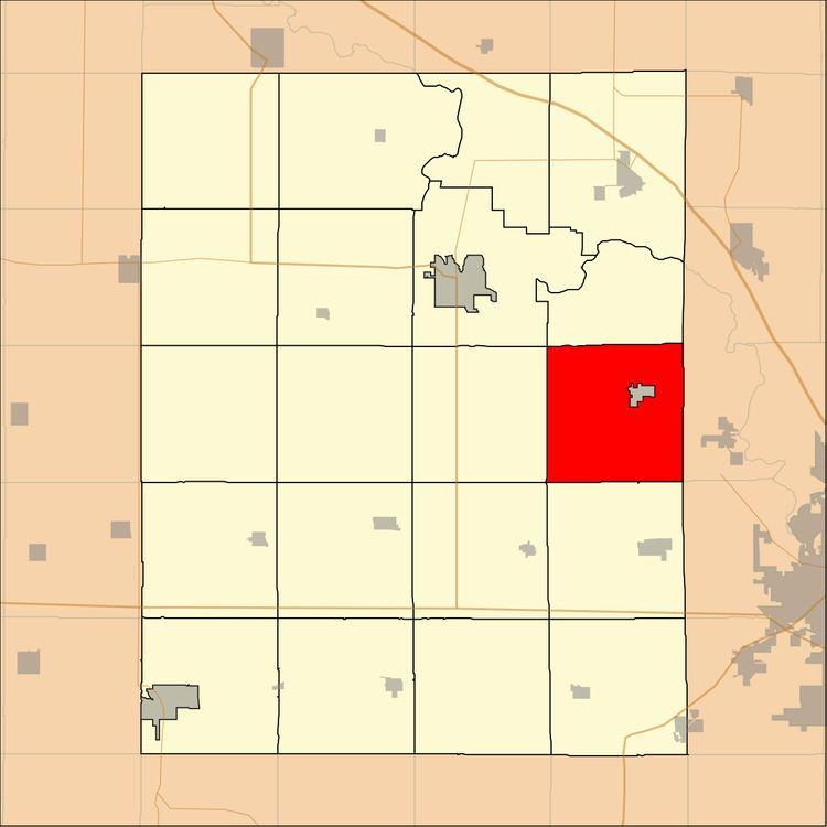 Canton Township, Benton County, Iowa