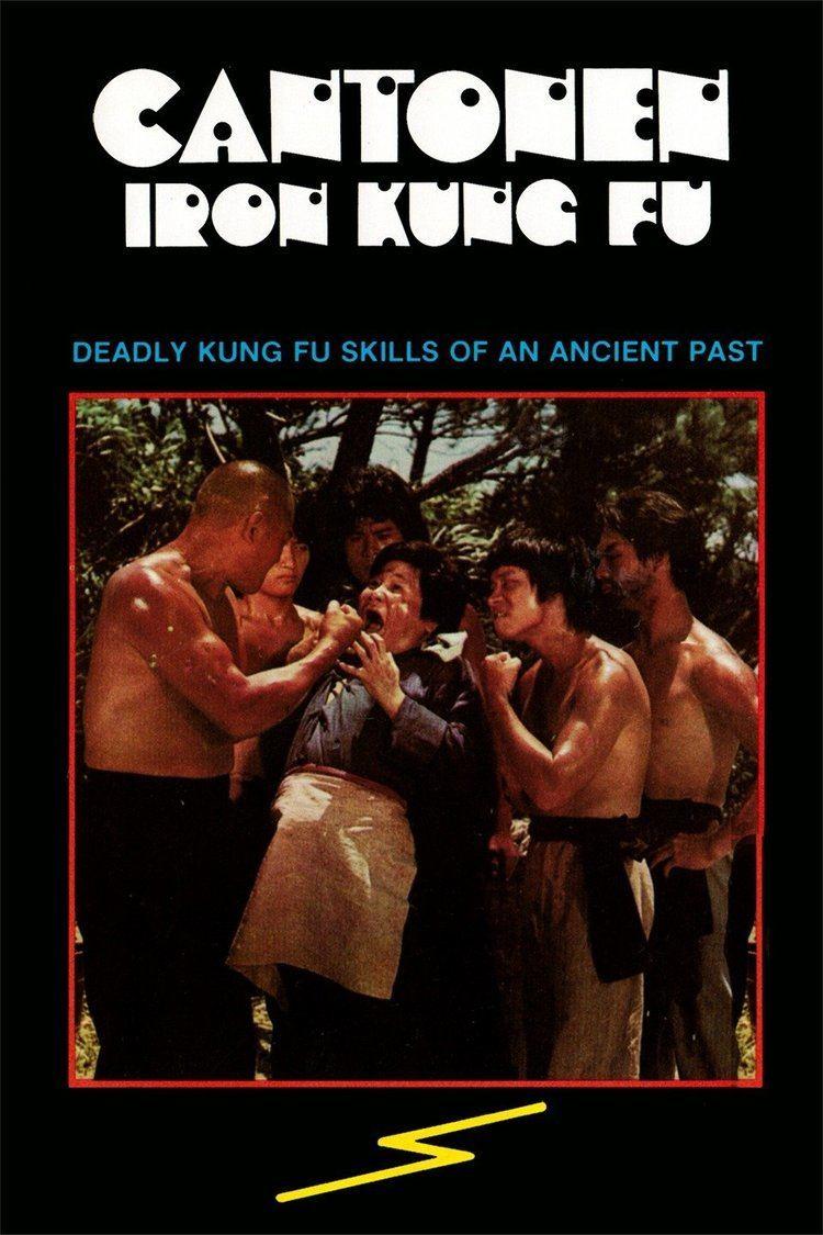 Cantonen Iron Kung Fu wwwgstaticcomtvthumbmovieposters41519p41519