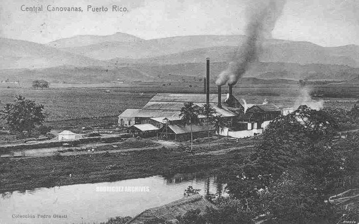 Canovanas, Puerto Rico in the past, History of Canovanas, Puerto Rico