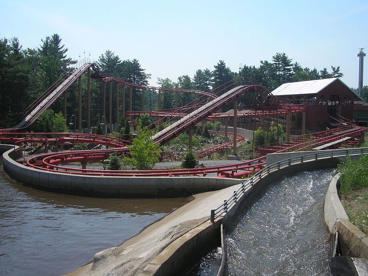 Canyon Blaster (Great Escape)