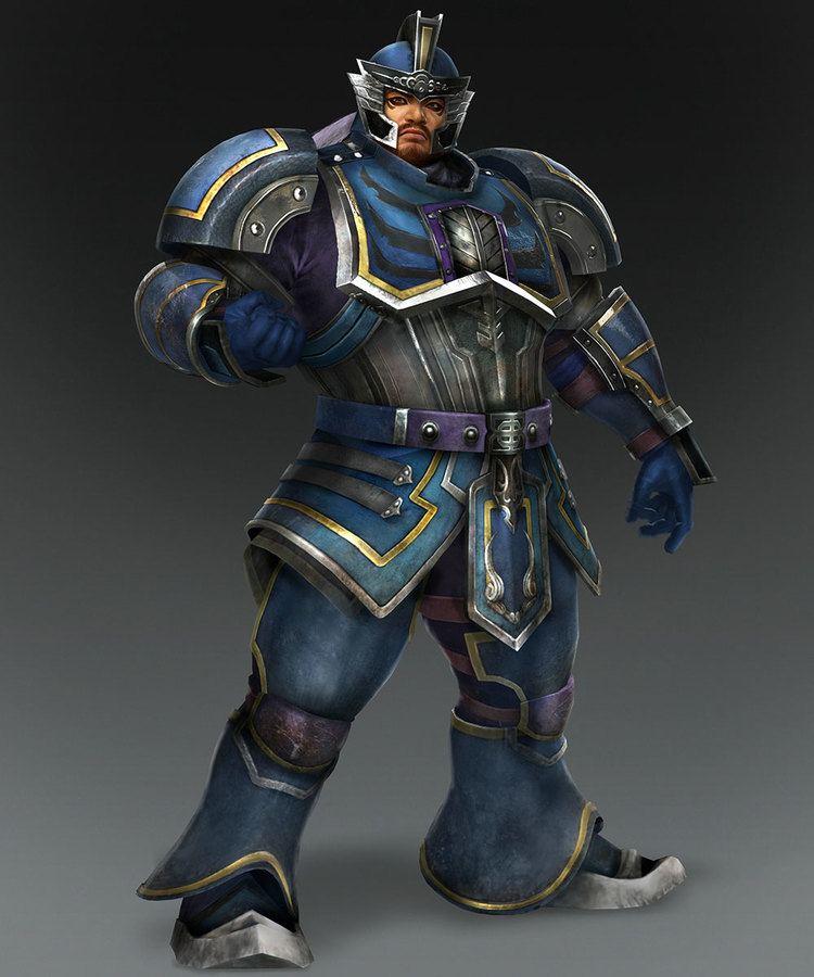 Cao Ren Cao Ren Characters amp Art Dynasty Warriors 8