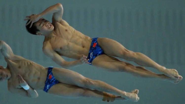 Cao Yuan Cao Yuan and Zhang Yanquan of China win Olympic gold in