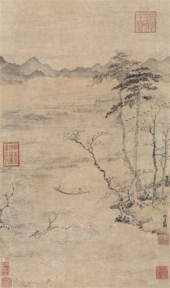 Cao Zhibai Cao Zhibai Chinese 1272 1355 MutualArt