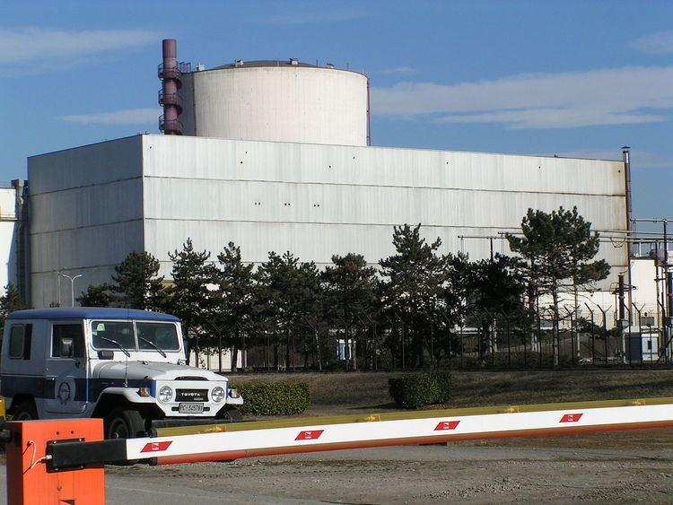 Caorso Nuclear Power Plant