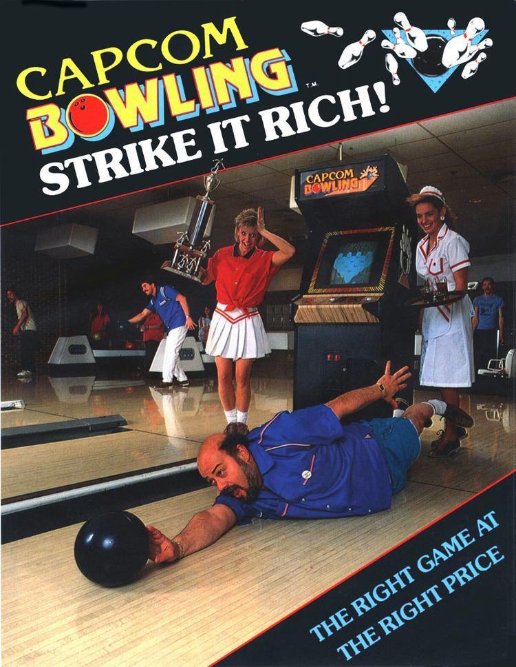 Capcom Bowling Capcom Bowling set 1 ROM lt MAME ROMs Emuparadise