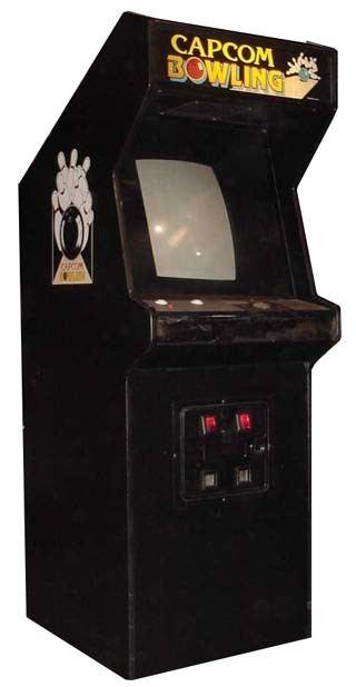 Capcom Bowling Capcom Bowling Videogame by Capcom