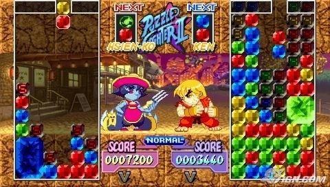 Capcom Puzzle World Capcom Puzzle World Review IGN